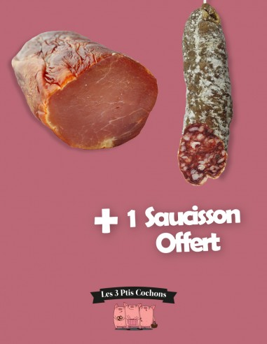 Lomo Rouge + 1 Saucisson Offert