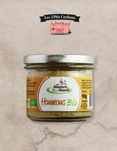 Houmous BIO - Les 3 ptis cochons