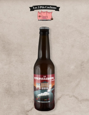 La Narcose Bière La Finkwilleroise Les 3 Ptis Cochons Strasbourg