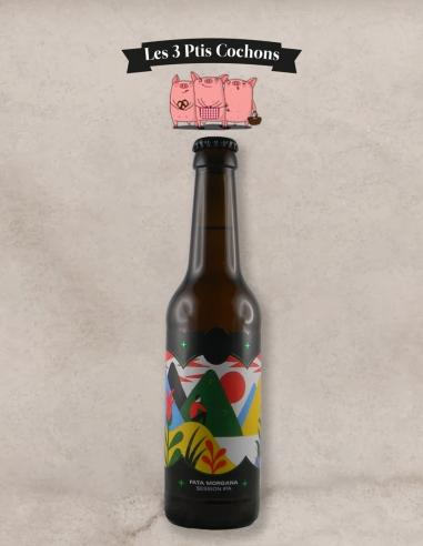Bière 3 mats Fata Morgana Les 3 Ptis Cochons Strasbourg