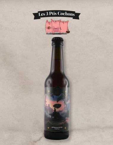 Bière 3 Mats Apocalypto Triple 33cl